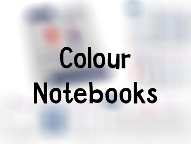Colour Notebooks